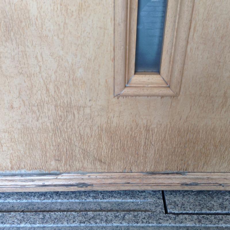 エントランスドア・扉の修繕