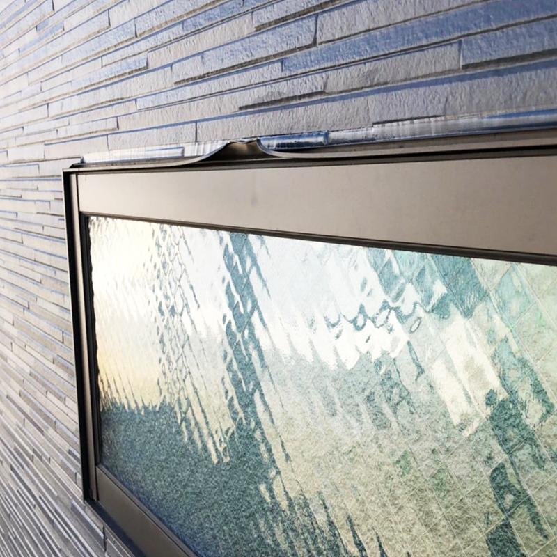 アルミサッシfix窓の補修事例